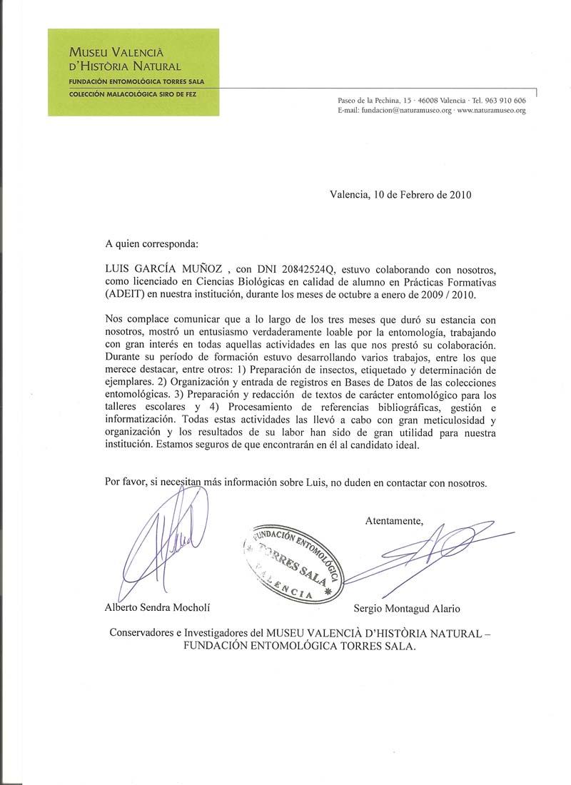 OFERTAS DE TRABAJO.- CARCAIXENT